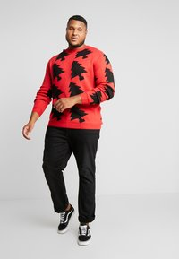 Jack´s Sportswear - XMAX TREES - Jumper - red - 1