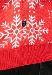 Jack´s Sportswear - XMAS ICEFLOWER - Jumper - red - 5