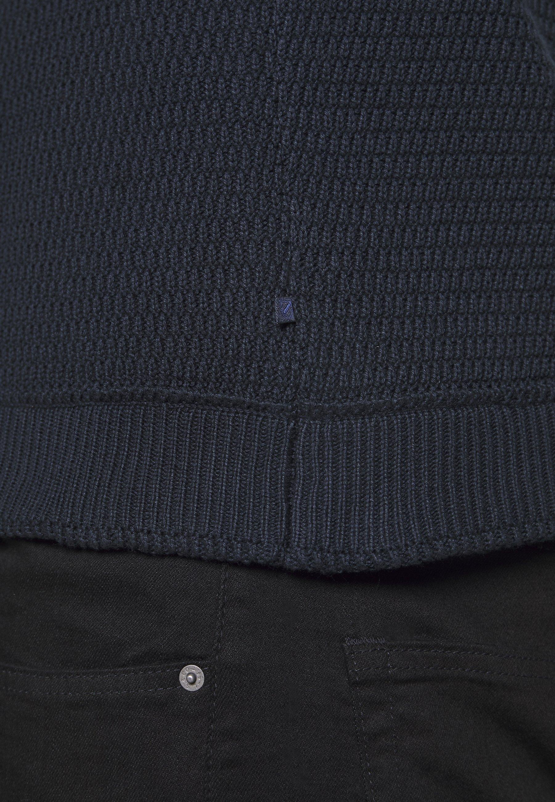 Jack´s Sportswear O-NECK - Pullover - navy