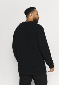 Jack´s Sportswear - O-NECK - Jumper - black - 2
