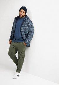 Jack´s Sportswear - NECK  - Sweatshirt - blue - 1