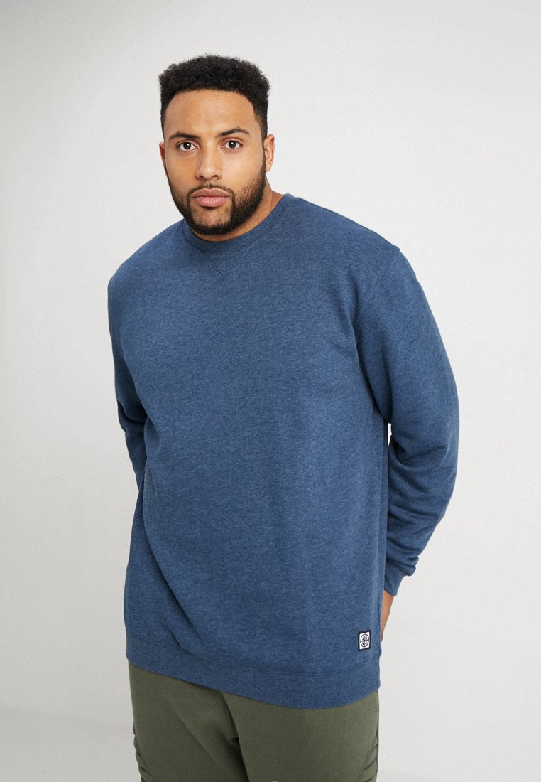 Jack´s Sportswear - NECK  - Sweatshirt - blue