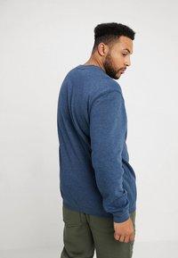 Jack´s Sportswear - NECK  - Sweatshirt - blue - 2