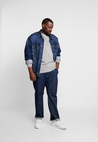 Jack´s Sportswear - CREW NECK - Collegepaita - grey - 1