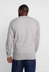 Jack´s Sportswear - CREW NECK - Collegepaita - grey - 2