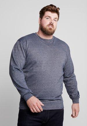 CREW NECK - Sweatshirts - blue mix