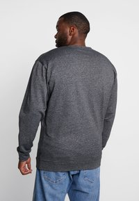 Jack´s Sportswear - CREW NECK - Sweatshirt - black mix - 2