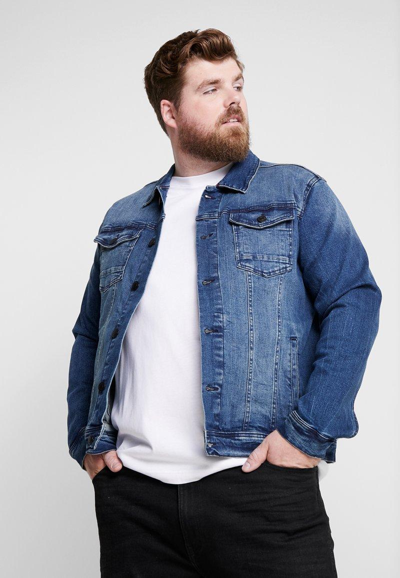 Jack´s Sportswear - JACKET - Veste en jean - ocea blue