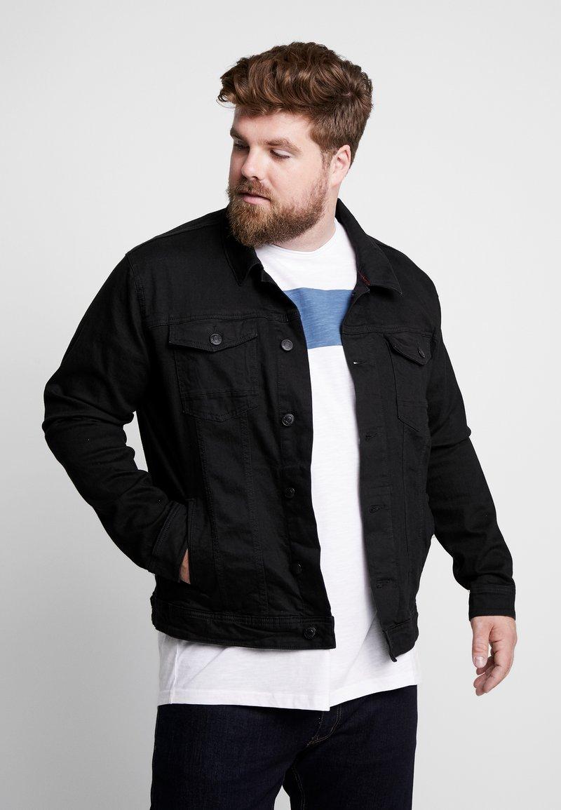 Jack´s Sportswear - JACKET - Giacca di jeans - black