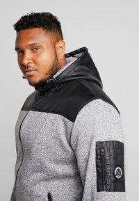Jack´s Sportswear - HEAVY HOOD - Zip-up hoodie - light grey - 4
