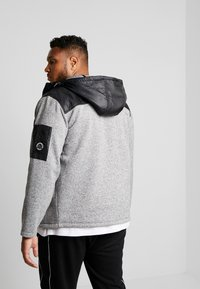 Jack´s Sportswear - HEAVY HOOD - Zip-up hoodie - light grey - 2