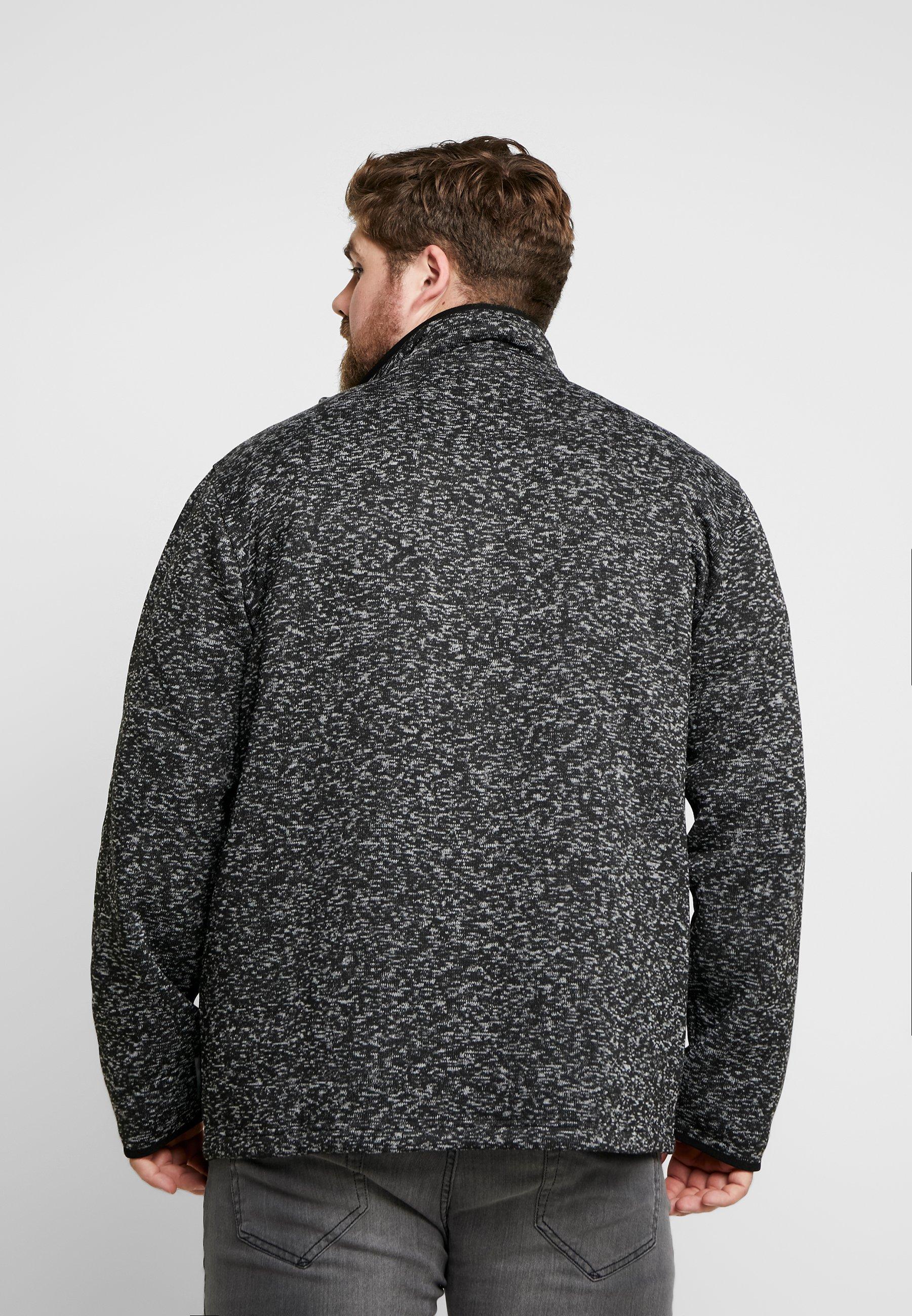 Sportswear Jack´s Outdoor Black Mix CardiganGiacca Leggera tCxhrsdQ