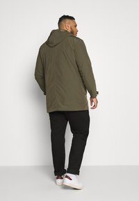 Jack´s Sportswear - PARKA WITH HOOD - Parka - army - 2
