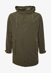 Jack´s Sportswear - PARKA WITH HOOD - Parka - army - 4