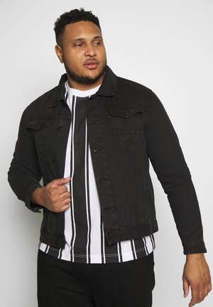JACKET - Giacca di jeans - dusty black
