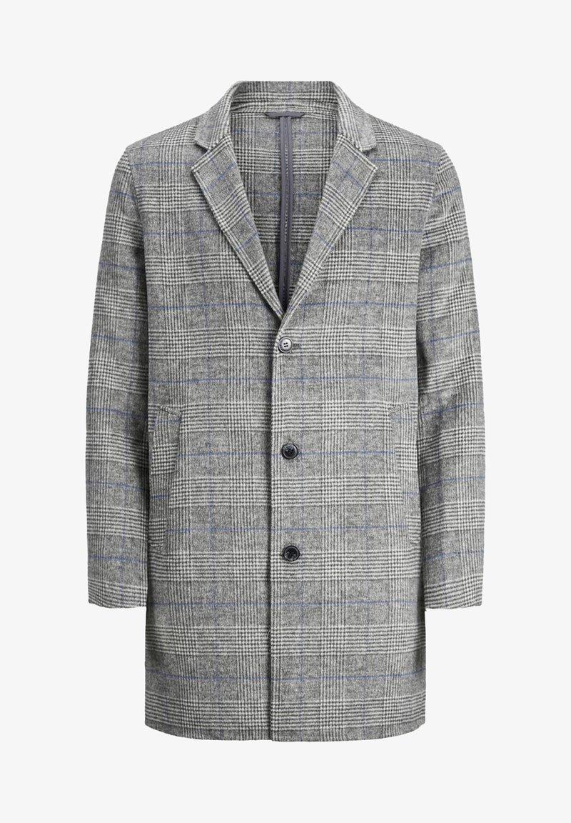 Jack & Jones PREMIUM - Short coat - grey melange