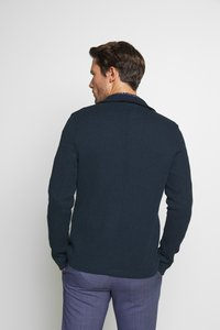 Jack & Jones PREMIUM - CARTER - Blazer - black/navy - 2