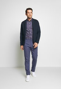 Jack & Jones PREMIUM - CARTER - Blazer - black/navy - 1