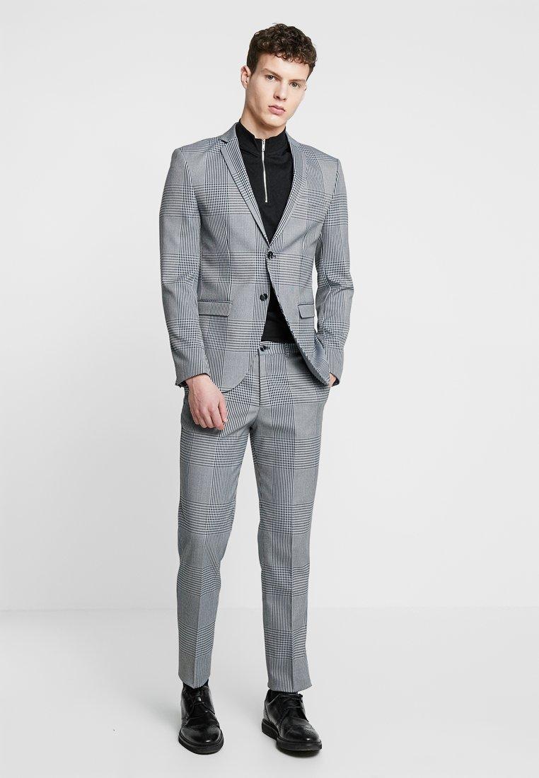 Jack & Jones PREMIUM - JPRFORCE SUIT - Anzug - light grey melange