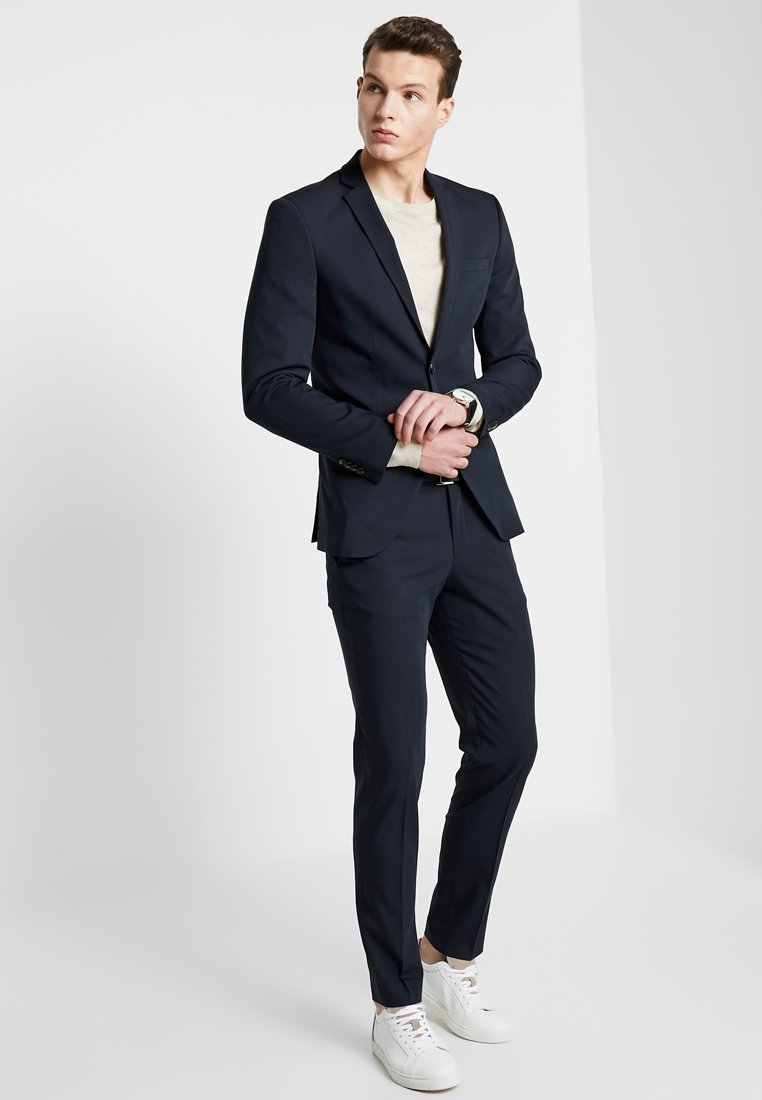 Jack & Jones PREMIUM - JPRMASON SUIT - Jakkesæt - dark navy