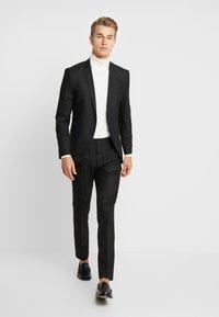 Jack & Jones PREMIUM - JPRFRANCO SUIT SLIM FIT - Costume - black - 0