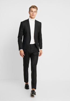 JPRFRANCO SUIT SLIM FIT - Suit - black