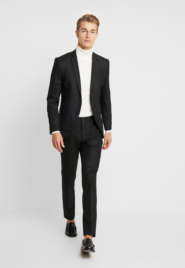 JPRFRANCO SUIT SLIM FIT - Kostym - black