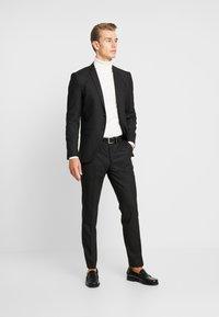 Jack & Jones PREMIUM - JPRFRANCO SUIT SLIM FIT - Costume - black - 1