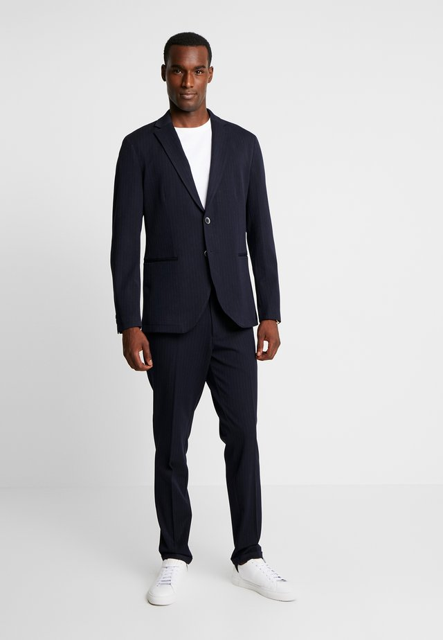 JPRCONNOR SHANE SLIM - Suit jacket - dark navy