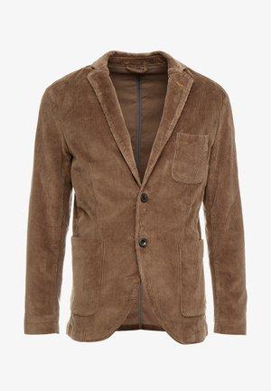 JPRCORDUROY COLE BLAZER SLIM FIT - Veste de costume - morel/