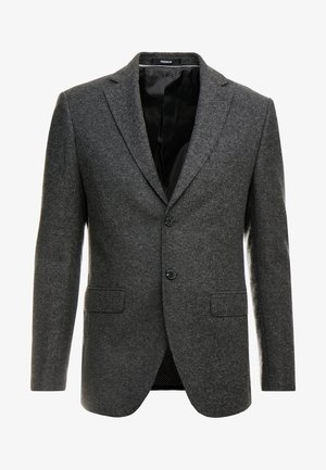 JPRCOLTON SLIM FIT - Blazer jacket - dark grey