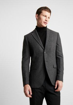 JPRCOLTON SLIM FIT - Blazer jacket - dark grey