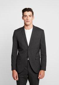 Jack & Jones PREMIUM - JPRFRANCO SUIT SET - Suit - grey melange - 2