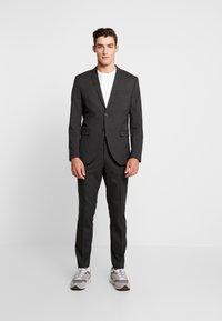 Jack & Jones PREMIUM - JPRFRANCO SUIT SET - Suit - grey melange - 0
