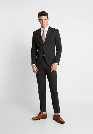 JPRMELVIN SUIT SUPER SLIM FIT - Completo - dark grey