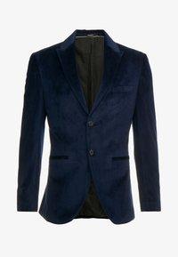 Jack & Jones PREMIUM - JPRHANNIBAL VICK SUPER SLIM - Suit jacket - dark navy - 4