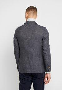 Jack & Jones PREMIUM - JPRROTTERDAM BLAZER SLIM FIT - Blazer jacket - dark navy - 2