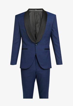 JPRSOLARIS SINATRA TUX SUIT SUPER SLIM FIT - Suit - medieval blue