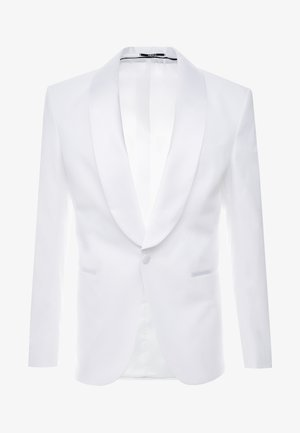 JPRLEONARDO SLIM FIT - Colbert - white