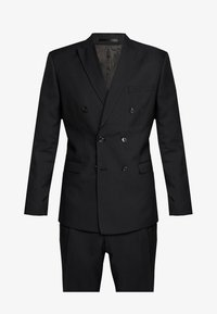 Jack & Jones PREMIUM - JPRPHILIP DOUBLE BREASTED BLAZER  - Costume - black - 10