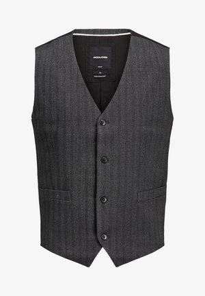 Suit waistcoat - dark grey