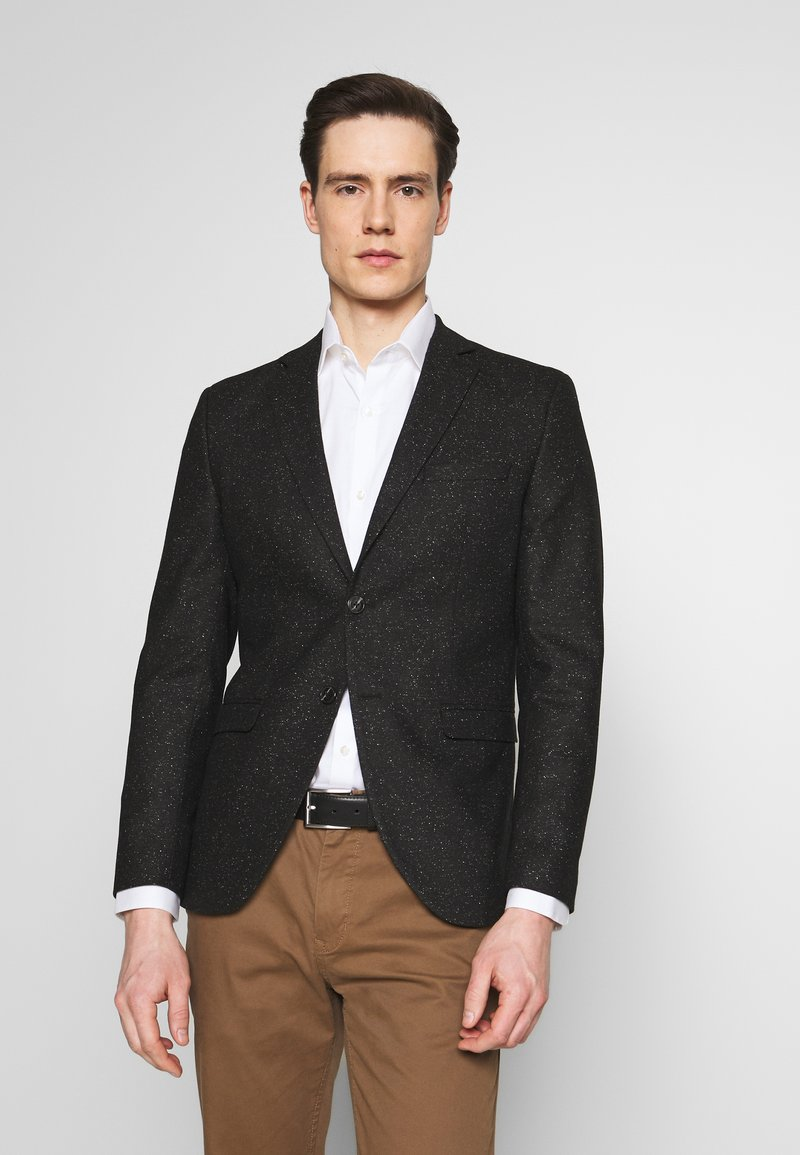 Jack & Jones PREMIUM - JPRRECYCLE - Blazer - black