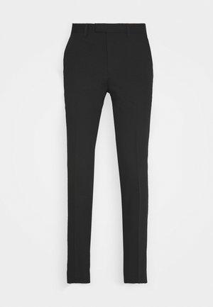 JPRVINCENT TROUSER - Pantaloni eleganti - black