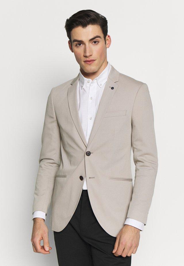 JPRVINCENT NOOS - Suit jacket - string super