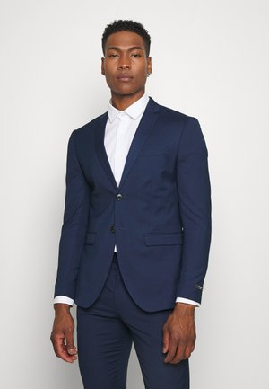 JPRBLAFRANCO SUIT - Completo - medieval blue/super slim fit