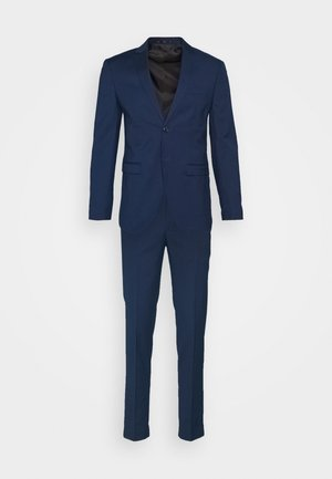 JPRBLAFRANCO SUIT - Garnitur - medieval blue/super slim fit