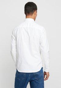 Jack & Jones PREMIUM - JPRLOGO - Koszula - white - 2