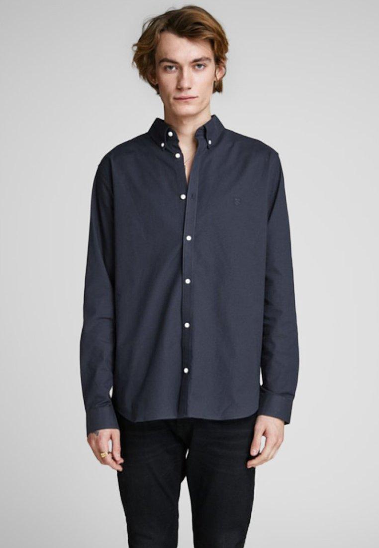 Jack & Jones PREMIUM - JPRLOGO - Shirt - navy blazer