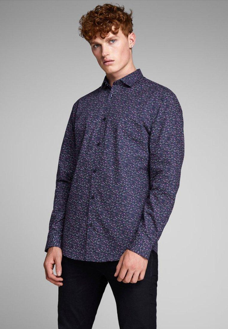 Jack & Jones PREMIUM - JPRBLACKPOOL SHIRT - Skjorter - navy blazer