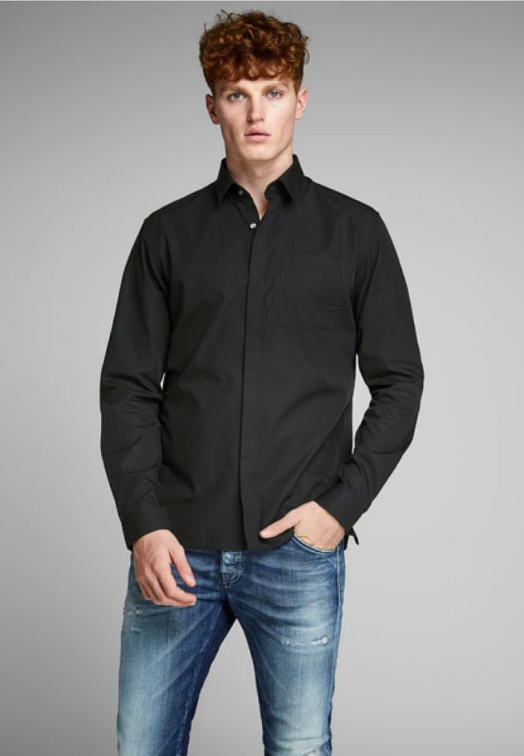 Jack & Jones PREMIUM - Businesshemd - black